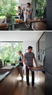kitchen design idea pull out counters contemporist