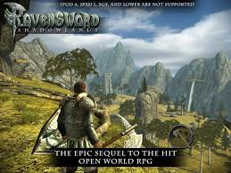 ravensword shadowlands apk ravensword shadowlands 1 3 apk for android aptoide
