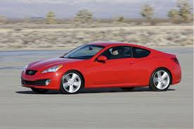 hyundai genesis drift hyundai prices two versions of genesis coupe announces drift