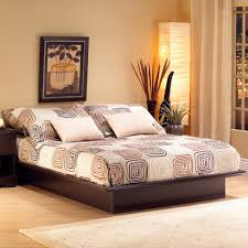 south shore step one full size platform bed in chocolate 3159234