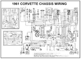 corvette supply 1961 corvette chassis wiring diagram view chicago corvette supply