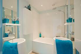 chambre de bain d馗oration pittoresque decoration salle de bain turquoise galerie chambre for