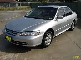 1999 honda accord silver satin silver metallic 2001 honda accord ex sedan exterior photo