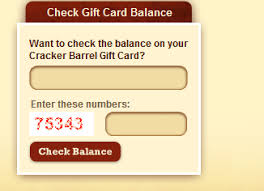 cracker barrel gift card check cracker barrel gift card balance online in newsweekly