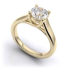 white gold engagement ring yellow gold wedding band 14k yellow gold diamond engagement rings