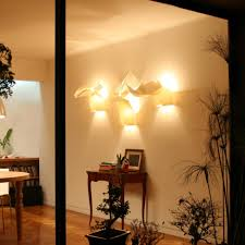 Origami Hunter Contemporary Designer Wall Lights  Pretty Dandy - Designer wall lighting