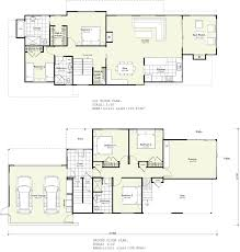 narrow waterfront house plans floor plan narrow house plans with rear garage modern lot beach