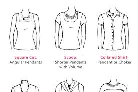 necklace choker length images How to select the most suitable necklace length and style for your jpg