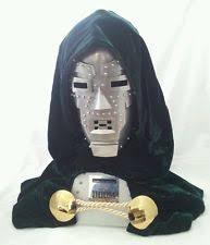 Dr Doom Mask Doctor Doom Mask Ebay