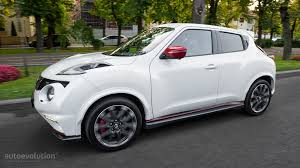 nissan juke 2016 nissan juke nismo rs review autoevolution