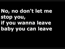Don't Let Me Stop You (Kelly Clarkson)