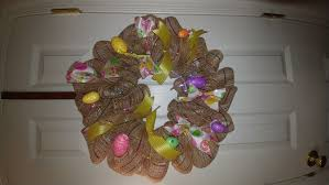 burlap wreaths how to make a burlap wreath 10 steps with pictures wikihow