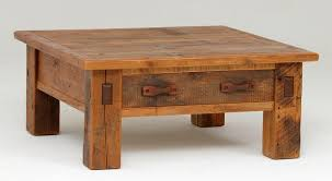 Square Rustic Coffee Table Genoa Square Coffee Table With Glass Top Espresso Reclaimed