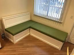 Diy Kitchen Nook Bench Kitchen Nook Bench Cushions Uk Breakfast Nook Bench Dimensions Diy