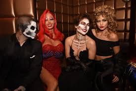 halloween party new york city 2012 hadid heidi klum halloween party in new york city october 2015