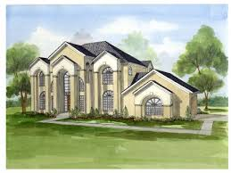 custom icf house plans concrete house plans