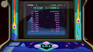 arcade games room your high scores official thimbleweed park forums