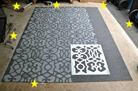 inexpensive outdoor rugs diy outdoor rug home design ideas and pictures