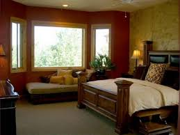 office 56 small ceiling fan above double bed beside daybed near