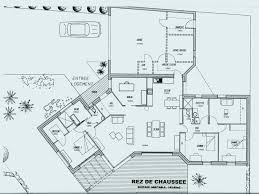 plan maison 6 chambres plain pied plan de maison plain pied gratuit awesome plan maison 6 chambres