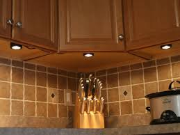 stylish kitchen cabinet lighting options about home decor plan