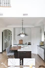 butcher block kitchen island breakfast bar kitchen island with wood breakfast bar transitional kitchen