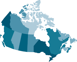 Quebec Canada Map Switch Out List Of Recyclers Dismantlers Hire Employees And