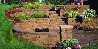 landscaping with bricks 15 ideas for landscaping with bricks home design lover