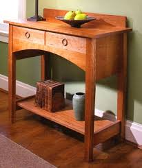 Craftsman Style Computer Desk Best 25 Craftsman Style Table Ideas On Pinterest Craftsman