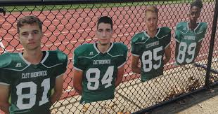 bears thanksgiving families and alumni turn out for east brunswick thanksgiving game