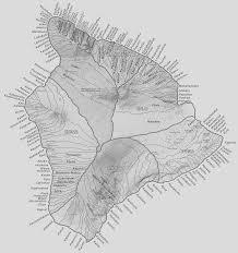Map Of Hawaii Island Moku Maps Aha Moku
