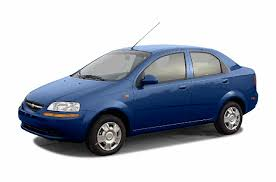 2005 chevrolet aveo new car test drive