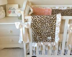 Bedding Sets For Baby Girls by Elegant Crib Bedding Etsy