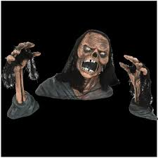 halloween zombie decorations life size halloween zombie ground breaker mad about horror