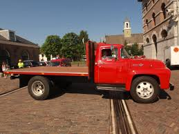 Classic Ford Truck Info - file old red ford truck pic jpg wikimedia commons