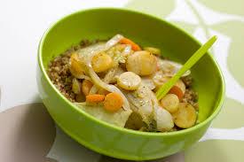 cuisiner des carottes à la poele poêlée de fenouil et carottes à l orange au miel et aux epices