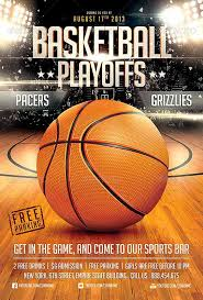 download the best basketball flyer templates for photoshop