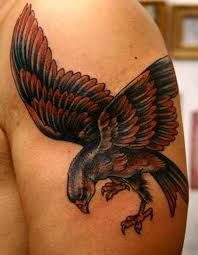 eagle tattoo design tattoo shortlist