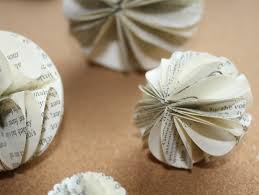 rhymes with magic yet another paper ball ornament tutorial
