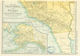 Map Of Us And Alaska by File Us Maps 1891 P467 Map Of California Nevada And Alaska R