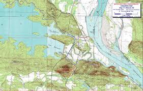 Map Of Tulsa Ouachita Trail Maps Ouachita Mountains Ok Ar Free Detailed Topos