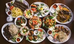 cuisine libanaise traditionnelle damouri jusqu à 36 île de groupon