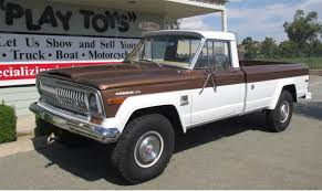 amc jeep truck 1973 jeep gladiator j 4000