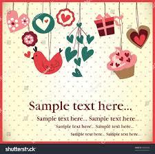 Birth Invitation Cards Birthday Invitation Card Stock Vector 92893564 Shutterstock