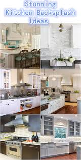 kitchen backsplash ideas for cabinets 70 stunning kitchen backsplash ideas for creative juice