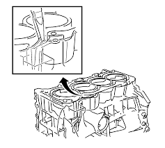 repair instructions off vehicle cylinder head removal 2009
