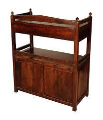 kitchen cabinets online india kitchen rack walnut finish buy