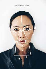 Face Acne Map Face Mapping 101 The Chriselle Factor