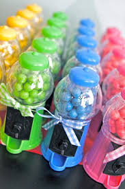 gumball party favors 18 colorful gumball craft and project ideas