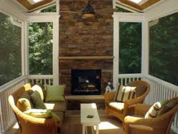 screen porch design and construction chapel hill construction